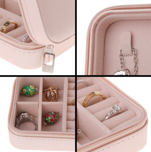 Monaco Travel Jewelry Case